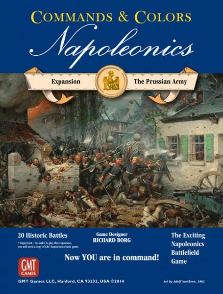 Commands and Colors Napoleonics: The Prussian Army