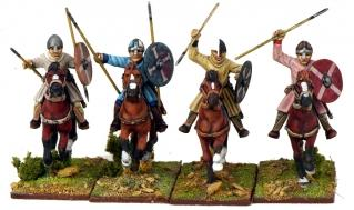 28mm Ancients: (Viking Age) Norman Pueri #2 (4)