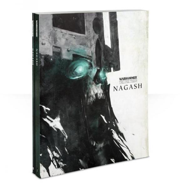 Warhammer Fantasy: End Times Nagash (SC)