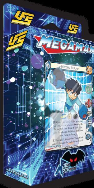 Mega Man: Rise Of The Masters: Mega Man Starter Box