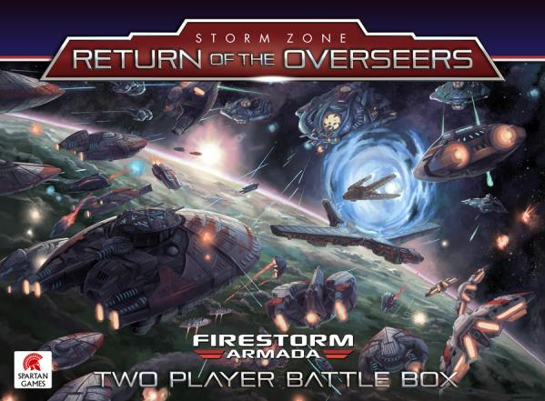 Storm Zone: Return Of The Overseers (Two Player Battle Box)