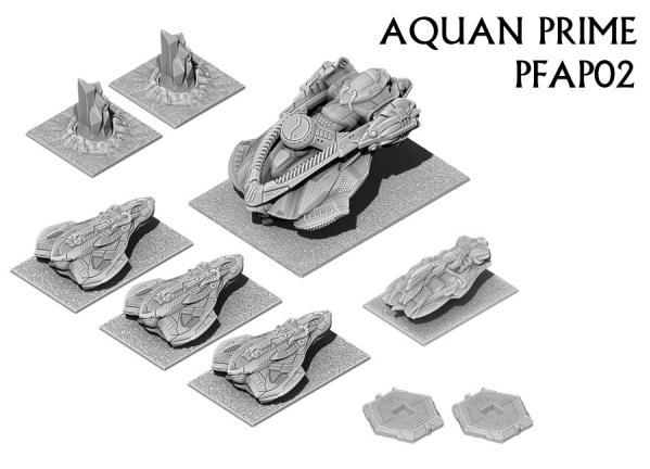 (Aquan Prime) Heavy Armor Helix