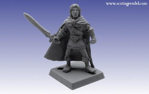 28mm Fantasy: Ranger Hero