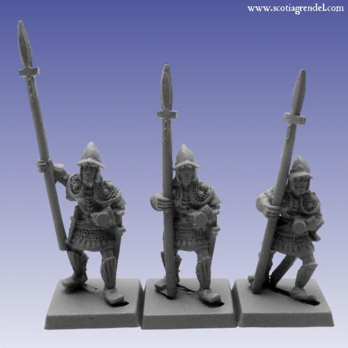 28mm Fantasy: Western Spearmen II