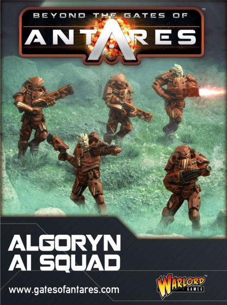 Beyond The Gates Of Antares: (Algoryn) AI Squad