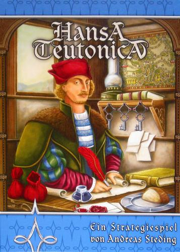 Hansa Teutonica: Core Game