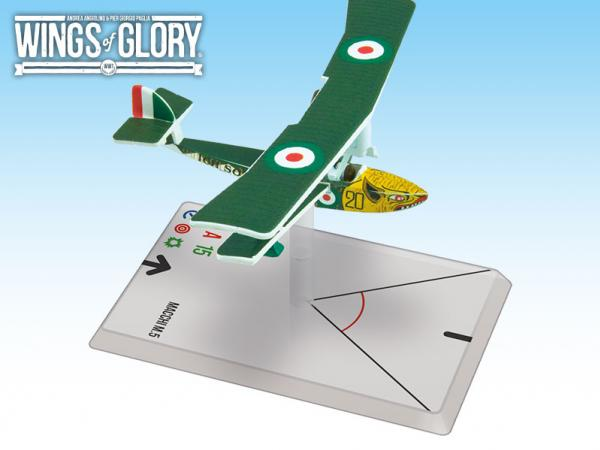 Wings Of Glory WWI Miniatures: Macchi  M.5 (Arcidiacono)