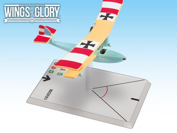 Wings Of Glory WWI Miniatures: Macchi  M.5 (Welker)