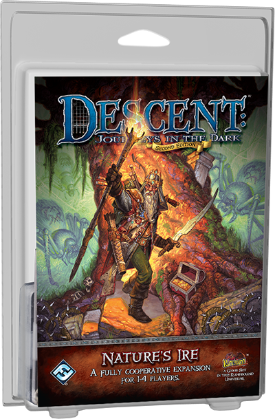 Descent: Nature's Ire Cooperative Adventure