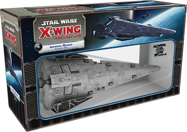 Star Wars X-Wing: The Imperial Raider Expansion Pack