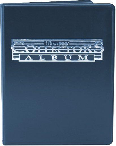 9-Pocket Portfolio Album (Blue)