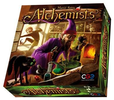 Alchemists: Core Game