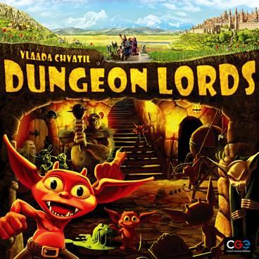 Dungeon Lords: Core Game