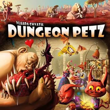 Dungeon Petz: Core Game