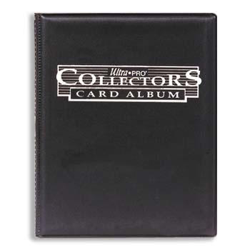 4-Pocket Portfolio Album (Black)