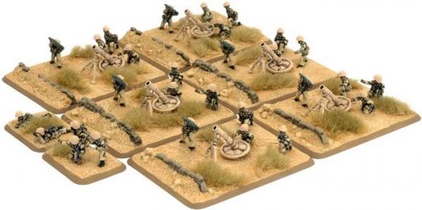 Flames of War: Moshaa Heavy Mortar Company