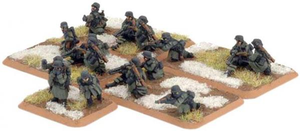 Flames of War - German: HMG Platoon