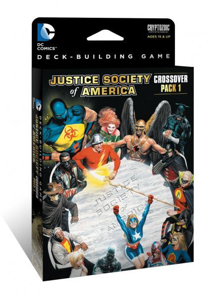 DC Comics DBG: Crossover Pack #1 JSA