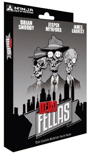 Dead Fellas: The Zombie Mobster Game