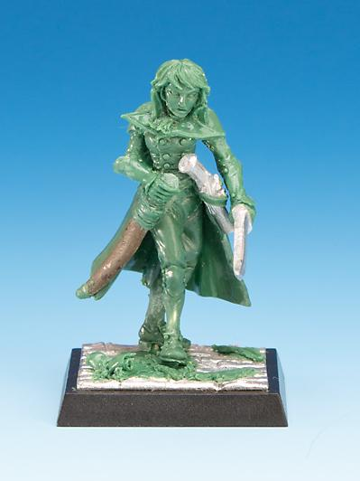 Freebooter Miniatures: Alicija Degollara