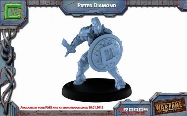 (Cybertronic) Pieter Diamond