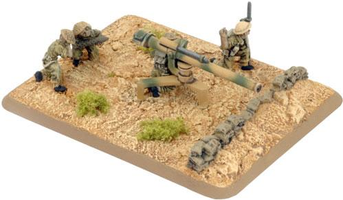 Flames of War - Jordanian: M40 106mm Recoiless