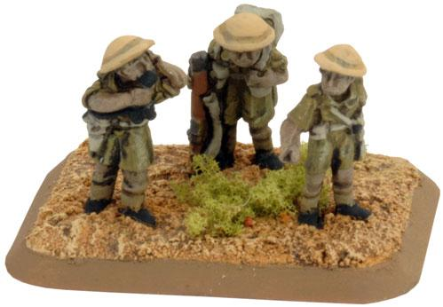 Flames of War - Jordanian: Heavy Mortar Platoon