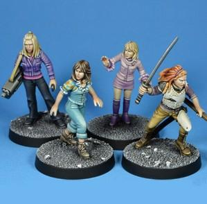 Cult TV Miniatures: Temporal Travellers 2 (4)
