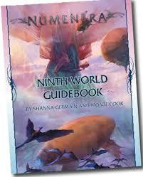 Numenera RPG: Ninth World Guidebook