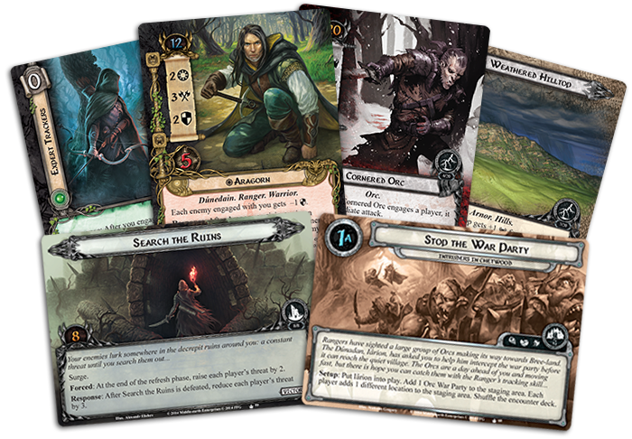 Lord of the Rings LCG: The Lost Realm Deluxe Expansion