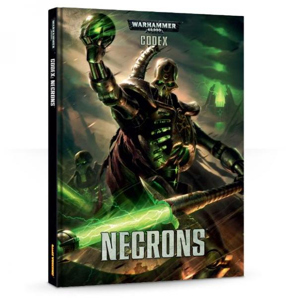 Warhammer 40K: Necrons Codex (2015)