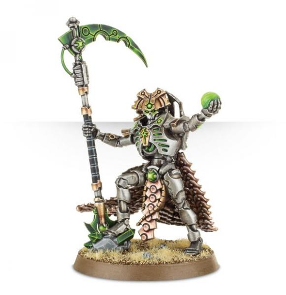 WH40K: Necron Overlord