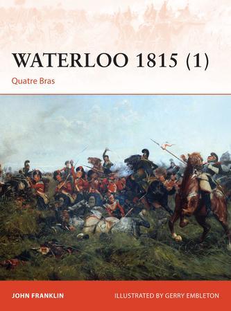 [Campaign #276] Waterloo 1815 (1) Quatre Bras