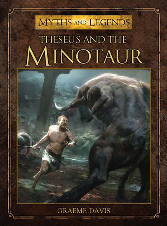 [Myths & Legends #012] Theseus and the Minotaur