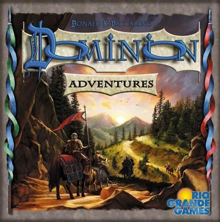 Dominion Expansion: Adventures!