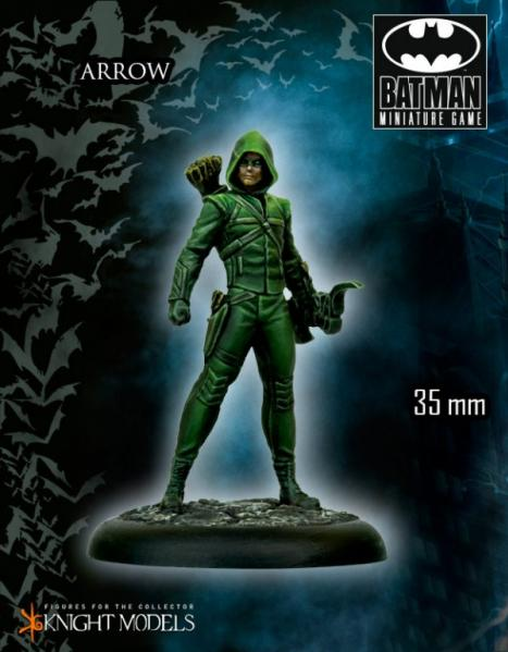 Batman Miniature Game: Arrow
