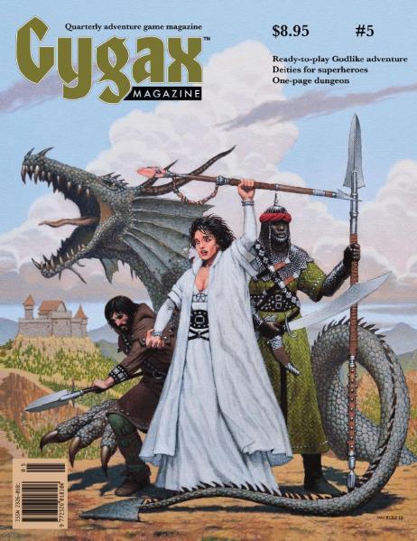 Gygax Magazine #5