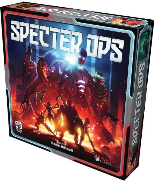 Specter Ops: Core Game