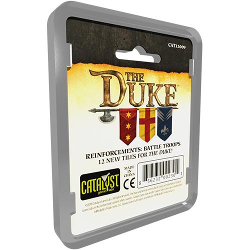 The Duke: (Reinforcements) Shock Troops