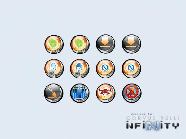 Micro Art Studios: Infinity Tokens Special 02 New Version N3 (12)
