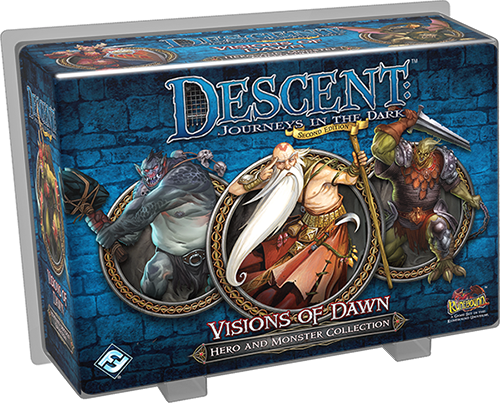 Descent: Visions of Dawn Hero & Monster Collection