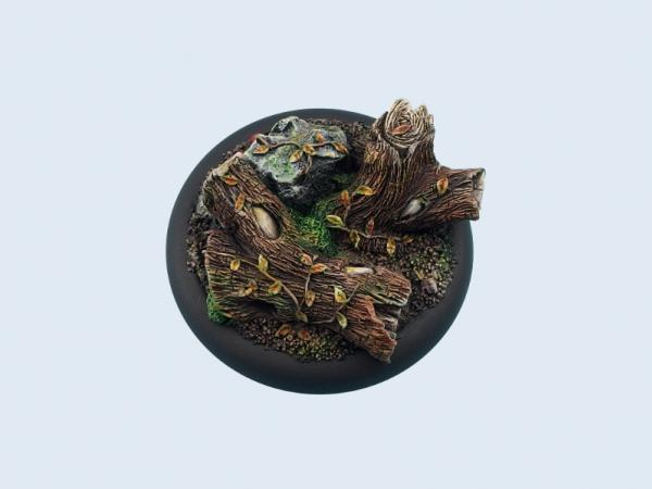 Battle Bases: Forest Bases, Wround50mm (1)