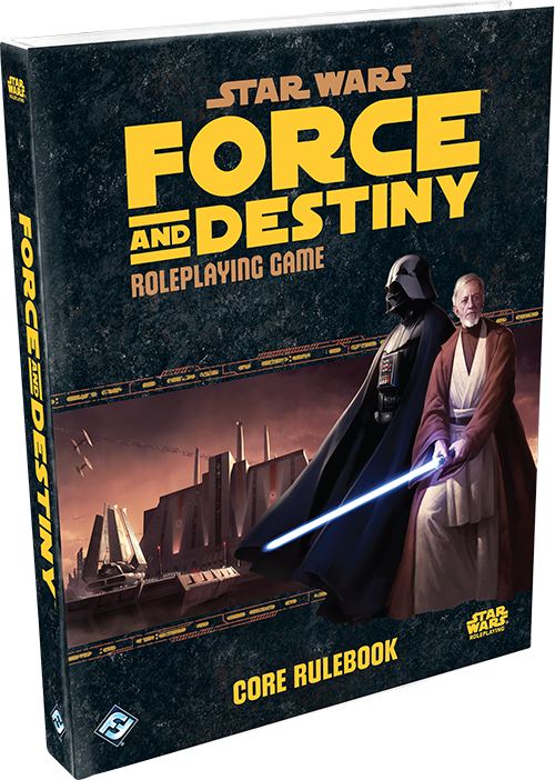 Force and Destiny RPG: Core Rulebook