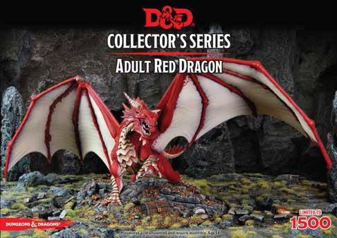 D&D Collector's Series: Red Dragon