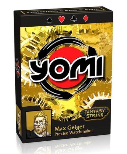 Yomi: Geiger Deck