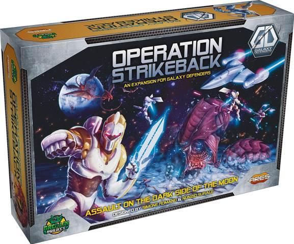 Galaxy Defenders: Operation Strikeback Expansion