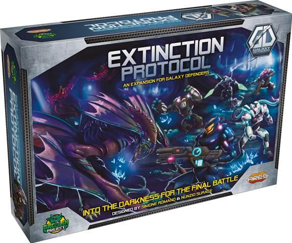 Galaxy Defenders: Extinction Protocol Expansion