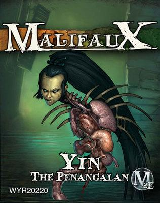 Malifaux: (The Resurrectionists) Yin, The Penangalan