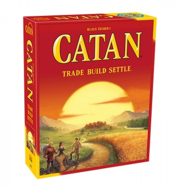 Catan: Core Game  (TableTop Reviewed)