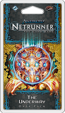 Android Netrunner LCG: The Underway Data Pack